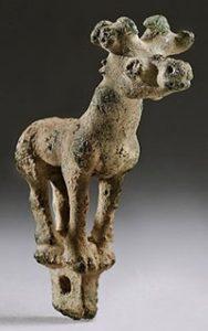 Scythian deer (600s BC)