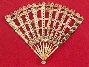 English fan (1580s AD)