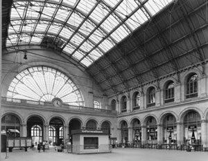 Gare de 'Est, Paris (1849)