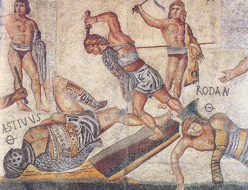 Roman gladiators – ancient Roman games – Ancient Rome