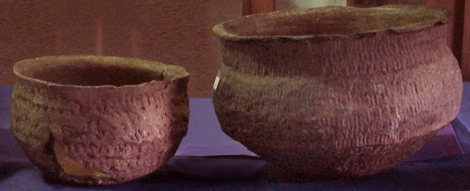 Guarani pottery from Paraguay