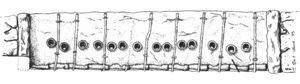Sri Lankan steel furnace (600-1000 AD)