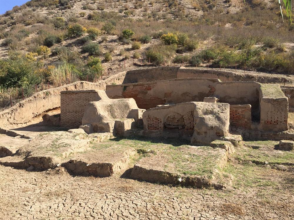 Fort of Kaser-e-Pishkamar (thanks to Stuart Denison)
