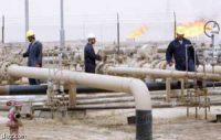 Iraqi oil production (2000s AD)