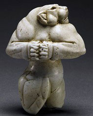 Lioness-person (ca. 3000 BC)