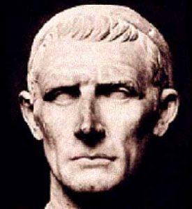 The Roman historian Titus Livy
