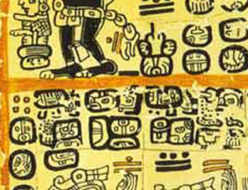 Maya writing – Ancient Central America