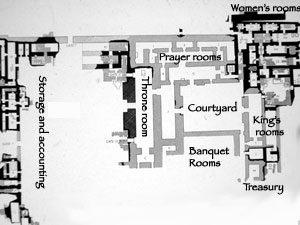 Ashurnasirpal's palace at Nimrud