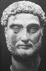 The Roman emperor Numerian
