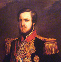 Pedro II of Brazil (1851)