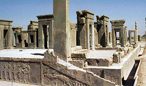 Persepolis may have been built to celebrate Nowruz in