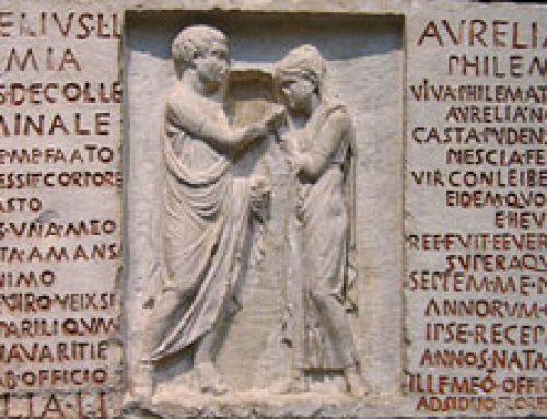 Roman freedmen and freedwomen