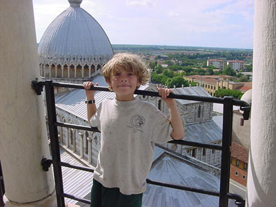 Visit Italy with kids! Sights to see