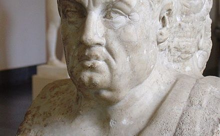 Seneca, the Roman philosopher