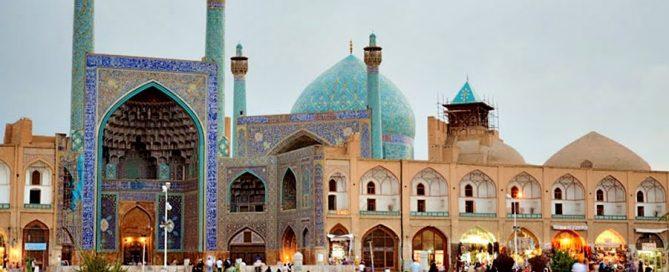 Shah Mosque, Ishfahan, Iran