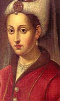 Sofia Baffo (about 1600 AD)