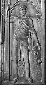 Stilicho, the adviser of Honorius