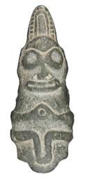 Arawak (Taino) carving(1200-1500 AD)
