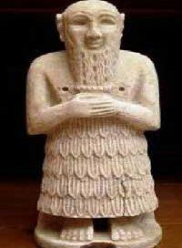Tel Asmar, ca. 3000 BC