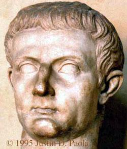 Tiberius (thanks to Justin Paola)