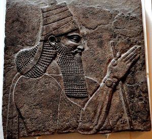 Tiglath-Pileser III, king of Assyria