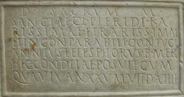 Roman numerals – Ancient Roman numbers