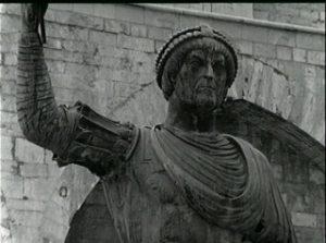 The Roman emperor Valentinian I