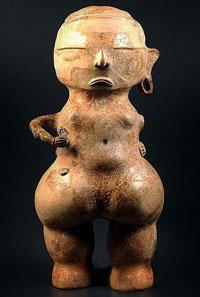 Venus of Santarem (Brazil, ca. 1400-1000 BC)