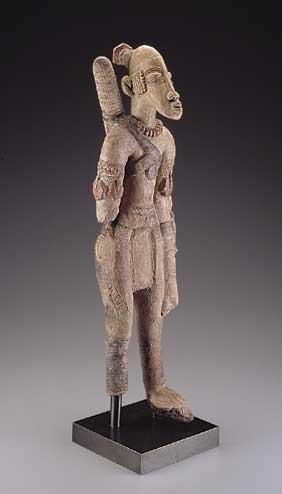 Djenne archer (Mali, ca. 1400 AD)