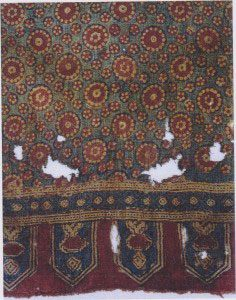 Another Indian cloth imported to Cairo (Now in Oxford, England)