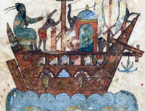Ships and sailing in ancient Africa – early boats