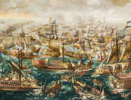 On this day: Battle of Lepanto